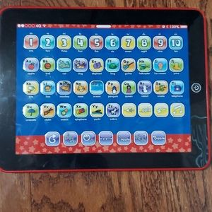 (4/$25)Baby tablet toy